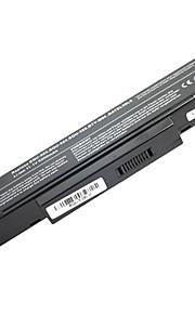 5200mAh Ersättning laptop batteri för Acer MSI BenQ HP500 A9T HP900 SQU-528 F3 6cell - Svart