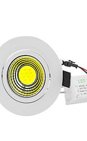 YWXLIGHT® 1pc lm LED-spotpærer leds Høyeffekts-LED Mulighet for demping Varm hvit Naturlig hvit