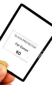 Fotga® Præmie Lcd-Skærm Panel Beskytter Glas Til Canon Eos 6D