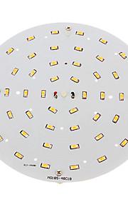 Taklys 48 leds SMD 5730 Dekorativ Varm hvit 1500-1700lm 2700-3200K AC 100-240V