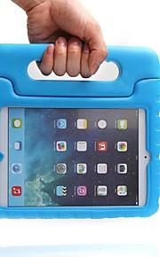 Maska Pentru iPad Mini 3/2/1 Anti Șoc Cu Stand Siguranță Copii Capac Spate Culoare solidă EVA pentru iPad Mini 3/2/1
