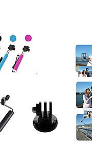 Monopod Tripod Mount / Holder For Action Camera Gopro 5 Gopro 3+ Gopro 3/2/1 Other
