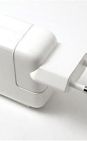 8 핀 아이폰에 대한 동기화 데이터 케이블을 충전과 유럽 연합 (EU) 플러그의 USB 포트 여행 교류 충전기 5 / 5 초 아이 패드 미니 / 공기 (110V-240V, 2.1A)
