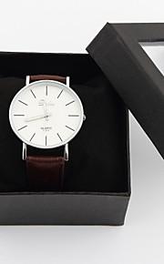 spersonalizowany prezent dzień ojca modne mężczyzna zegarka zegarek sukni prostej konstrukcji