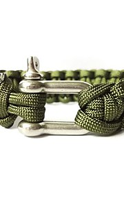Survival Bracelet Hiking Survival Alloy