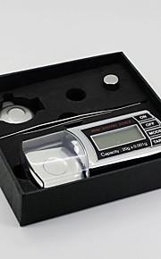 High Accuracy Digital Precision Scale (20G Max / 0.001G Resolution)