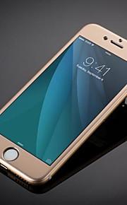 moda stopu tytanu luksusowe szkło hartowane pełne pokrycie ekranu ochraniacz dla iphone 6s PLUS / 6 plus