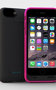 Battery Case ( Inkluderet Stativ/Super Smal/Batteriæsker Til iPhone ) - 2000-4500 - iPhone 6