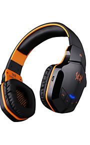B3505 Over øre Trådløs Hodetelefoner Elektrostatisk Plast Mobiltelefon øretelefon Bærbar / Med volumkontroll / Med mikrofon Headset