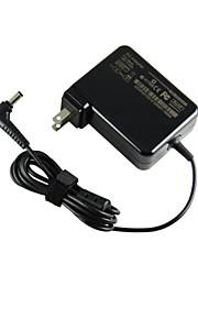 19v 3.42a 65w ordinateur portable Chargeur adaptateur de courant alternatif pour Lenovo S9 s10 S10-2 3000 G230 G430 G450 G455 G460 G530 G550 G555
