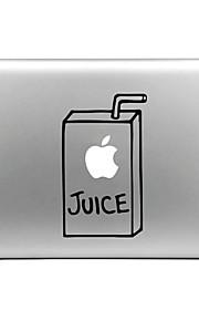 1 pièce Autocollant pour Anti-Rayures Jeux Avec Logo Apple Motif MacBook Air 13''