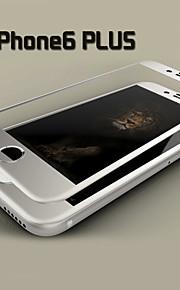 film en titane acier feuille de couleur couverture plein écran pour 6s iphone plus / 6 plus