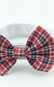 Cat Dog Tie/Bow Tie Dog Clothes Wedding Red Costume For Pets