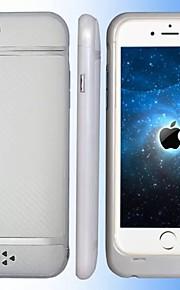 Strømbank Eksternt Batteri 5V #A Batterioplader Batterietui til iPhone Automatisk strømjustering Supertynd LED