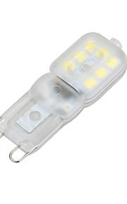 3W 200lm G9 LED Bi-Pin lamput Upotettu jälkiasennus 14 LED-helmet SMD 2835 Himmennettävissä Lämmin valkoinen / Kylmä valkoinen 220-240V