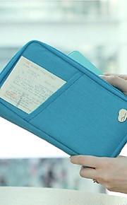 5 L Carteiras Wristlet Organizador de Viagem Viajar Multifuncional 丰途