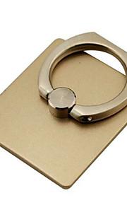 il nuovo metallo anello 360 gradi di rotazione piatto cellulare staffa fibbia anello