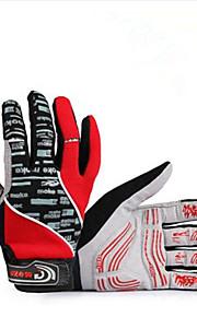 MOKE® Sports Gloves Women's / Men's Cycling Gloves Spring / Summer / Autumn/Fall Bike GlovesKeep Warm / Anti-skidding / Shockproof /