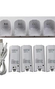 WII Audio en Video Batterijen en Opladers voor Nintendo Wii Mini Vast #