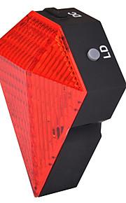 LED Flashlights/Torch Bike Lights Rear Bike Light LED Cycling Lumens Battery Cycling/Bike-FJQXZ