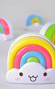 ledet rainbow lampe