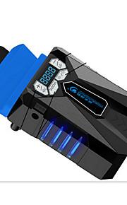 Ventilador de vacío, refrigerador portátil, juego de enfriamiento compañero, compatibilidad con 4 cubiertas de unión