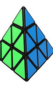 Rubiks terning shenshou Pyraminx 3*3*3 Let Glidende Speedcube Magiske terninger Puslespil Terning Professionelt niveau Hastighed Gave