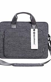 hochwertige stoßfest Laptop-Tasche Herren-Computer-Handtasche für MacBook Air 13,3 / macbook pro 15,4 Oberfläche Buch