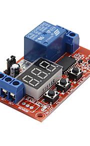 5V Digital Mobilize Multi-function Time Delay Relay Module