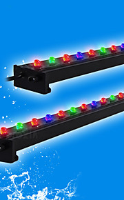 Aquarium LED Lighting Multicolored Energy Saving LED Lamp AC 220-240V