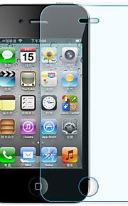 anti-scratch ultra-tynne herdet glass skjermbeskytter for iPhone 4 / 4S