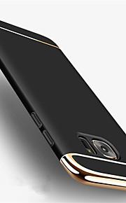 fodral Till Samsung Galaxy J7 Prime J5 Prime Plätering Skal Ensfärgat Hårt PC för J7 Prime J7 (2016) J7 J5 Prime J5 J2