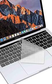 xskn® europeiska och amerikanska version ultratunn TPU Keyboard för 2016 nya MacBook Pro 13,3 / 15,4 med touch bar näthinnan oss / eu