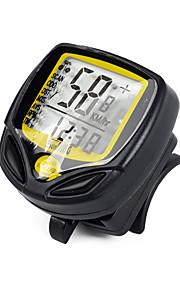SUNDING Cycling/Bike Mountain Bike/MTB Bike Computer/Bicycle ComputerAv - Average Speed Odo - Odometer Backlight Tme - Lapsed Time SPD - Current