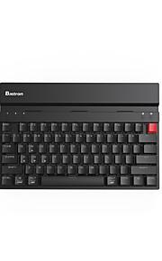 Bastron multi-connectie draadloze dual mode mechanische toetsenbord mk75 + voor computer tablet en slimme telefoon