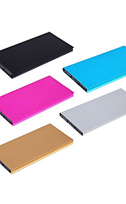power bank externe batterij 5v #a batterijlader multi-output super slanke led