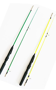 Fly Rod Mini Rod / Pen Rod Fishing Rod Surf Rod Hard Plastic FRP 135 cm Sea Fishing Ice Fishing 5 sections Rod & Reel Combos Fast (F)