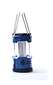 Lanternas e Luzes de Tenda LED lm Modo Tamanho Compacto Campismo / Escursão / Espeleologismo Multifunções Exterior Azul Escuro