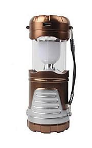 Lanternas e Luzes de Tenda LED 850 lm 1 Modo LED Recarregável Impermeável Emergência fonte de alimentação móvel Campismo / Escursão /