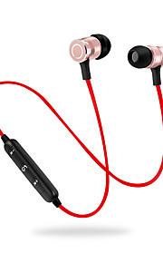 CIRCE S7 Trådløs Hodetelefoner dynamisk Aluminum Alloy Sport og trening øretelefon Magnet attraksjon / Med volumkontroll / Med mikrofon