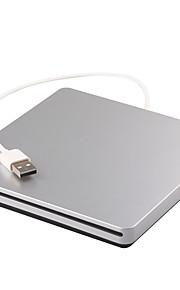 Tragbare usb 3.0 externe dvd rw fahren Brenner Schreiber Recorder für Macbook Laptop Notebook