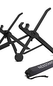 stand d'ordinateur portable de nexstand k2 pliant portable réglable en hauteur, support d'ordinateur portable ergonomique