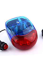 Bicycle Bell 6LED 4Tone Horn for Bicycle Bike Bells Car LED Bike Light Electronic Siren for Kids Bike Accessories Scooter