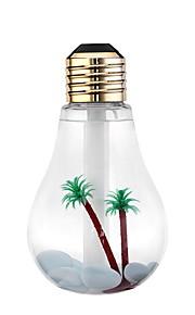 Mini-LED-Umgebungsschalter Ultraschall-Stumm-USB-Luftbefeuchter mit 150cm Kabel