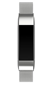 Silicone Pulseiras de Relógio Alça Preta 20cm / 7.9 Polegadas 2cm / 0.8 Polegadas
