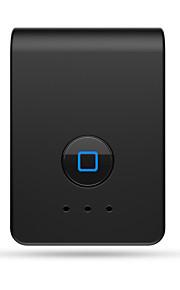Bluetooth-lähetin vastaanotin kannettava 2-in-1 langaton audiosovitin 3,5mm stereo lähtö