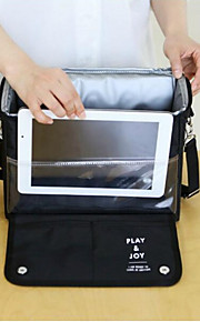 Travel Bag Lunch Bag Insulated for Clothes Nylon 29*26*11