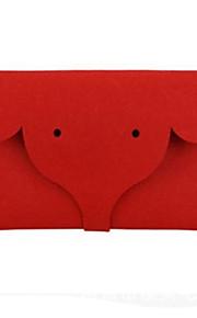 15 inch computerwol viltzak notebook liner zak deken beschermhoes voor macbook