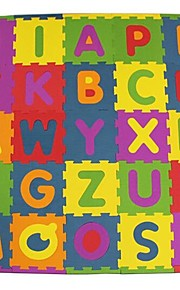 Quebra-Cabeça Brinquedos de Lógica & Quebra-Cabeças Brinquedos Quadrada Letra Crianças Peças