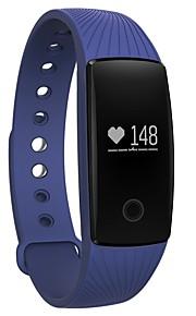 Homens Mulheres Relógio Inteligente Relógio Casual Digital LED sensível ao toque Cronógrafo Impermeável alarme Monitor de Batimento